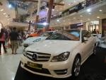 Торговый центр Central Festival на Пхукете - на первом этаже поместились настоящие авто!