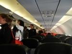 Перелет AirAsia с Пхукета в Куала-Лумпур - очень быстрая посадка
