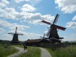Мельницы в Zaanse Schans