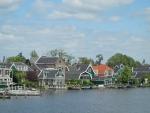 На набережной Koog-Zaandijk