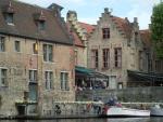 Речная экскурсия на лодке в Брюгге