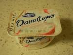 Йогурт Даниссимо для нее Белый персик - Белый шоколад