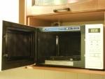 Микроволновая печь Samsung ME731KR - в открытом виде