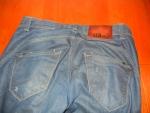 """Мужские джинсы """"LTB"""" oliver super slim темно-синие"""