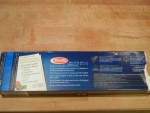 Обратная сторона упаковки спагетти Barilla №5