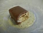"""Cырок """"Вкуснотеево"""" в карамельной глазури со сгущенным вареным молоком"""