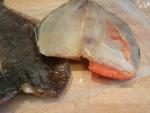 Камбала вяленая с икрой  Рыба Хит без упаковки