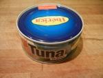 """Рыбные консервы Iberica """"Tuna in brine"""" тунец в собственном соку"""
