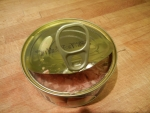 Рыбные консервы Iberica Tuna in brine тунец в собственном соку - консервы легко открываются