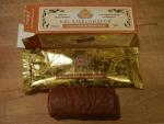 Сырок в молочном шоколаде Б.Ю. Александров - картонная упаковка, мягкая упаковка и сам сырок