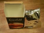 Черный крупнолистовой чай Greenfield Golden Ceylon - чай в герметичной упаковке