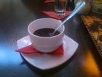 Кафе Zanzi-bar, горячий шоколад