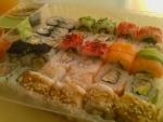 """Доставка суши и роллов """"Сакура"""" - сет """"География"""""""