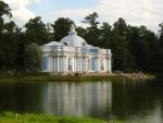 Город Пушкин - пригород Санкт-Петербурга
