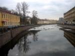 Санкт-Петербург в апреле