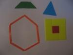 Составление различных геометрических фигур