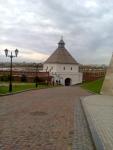 историческая часть города -Кремль