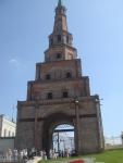 Падающая башня царицы Сююмбике.