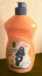 """Средство для мытья посуды """"AOS"""" с витамином Е"""