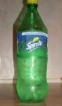 бутылка Спрайта