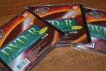 """Диск """"DVD+R"""" 8,5gb vs"""