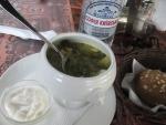 мой киевский обед