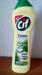 Чистящее средство для кухни Cif Cream Active Lemon