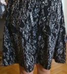 еще одна юбочка - прилипает, ну вот так и платье было