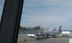 один самолет уже взлетел
