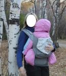 Эрго рюкзак с Алиэкспресс