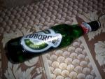 Пиво Туборг зеленое