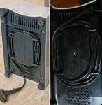 Удобный поддон для хранения провода