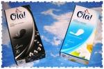 Прокладки ежедневные Ola! Breeze Черные и Прокладки ежедневные Ola! Breeze Классическая форма Солнечная ромашка