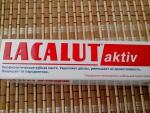 """Зубная паста """"Лакалют актив"""""""