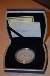 монета с сертификатом
