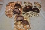 конфеты в разрезе
