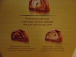 описание и изображение вкусовых качеств конфет