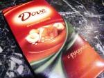 Dove - стильный дизайн упаковки