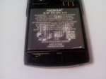 Мобильный телефон Nokia 6500 Classic, батарея