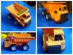 "Машина-грузовик ""Строительная техника"" со всех сторон"