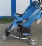 Общий вид коляски Baby Care Rome