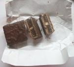 кусочки конфеты