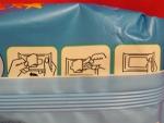 Как пользоваться упаковкой, чтобы салфетки не высыхали