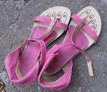 сандалии Qshoes 114228, купленные в МегаТопе