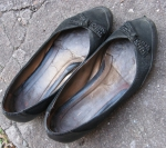Женские кожаные туфли YUG 52120, купленные в МегаТопе