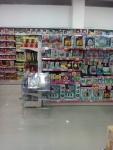 Широкий ассортимент игрушек