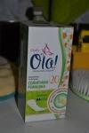 Ежедневные прокладки Ola Солнечная ромашка