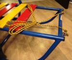 Санимобиль - верёвка
