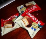 печенье в индивидуальной упаковке