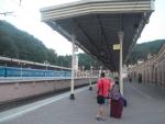 ЖД вокзал в Кисловодске